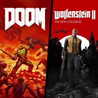 DOOM Wolfenstein II Bundle