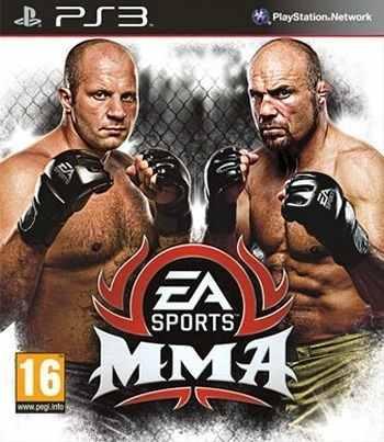 MMA UFC PS3