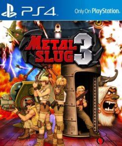 METAL SLUG 3 PS4