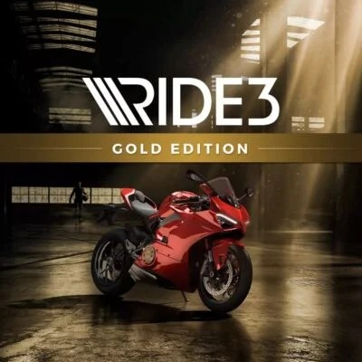 RIDE 3 Gold Edition PS4