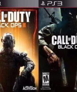 Call of duty black ops 3 + 1 (español) PS3