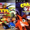 Combo Crash Team Racing + Crash bandicoot 2 PS3