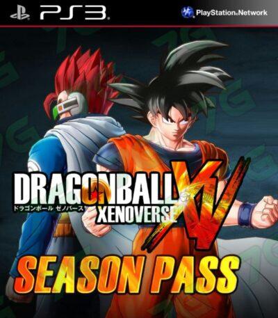 Dragon ball Xenoverse Seass Pass PS3