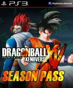 Dragon ball Xenoverse Seass Pass PS3