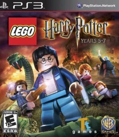 LEGO Harry Potter Years 5 7