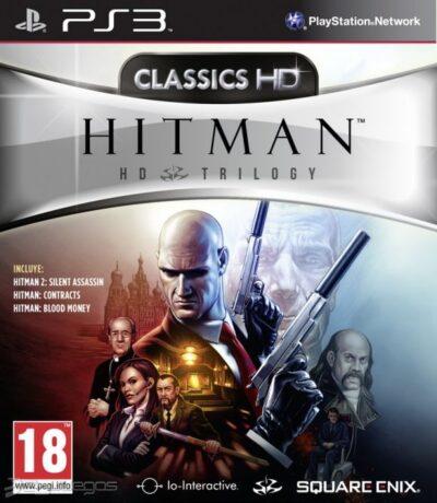 Hitman Trilogy HD PS3