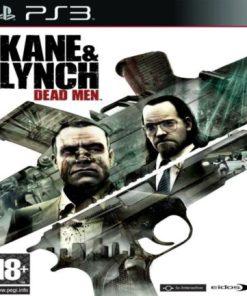 Kaney y Lynch Dead Men PS3
