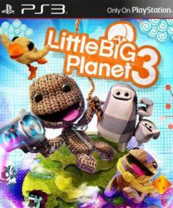 Littlebig Planet 3 PS3