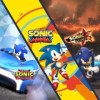 Sonic Forces+Team Sonic Racing+Sonic Mania