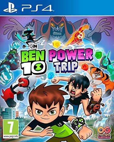 ben 10 power trip 5219615