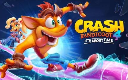 crash bandicoot regresa octubre twitter