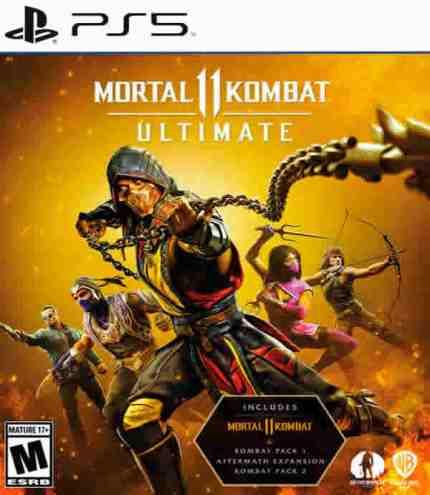 mk11 ultimate ps5
