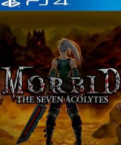 morbid the seven acolytes ps4 smartcdkeys cheap cd key cover