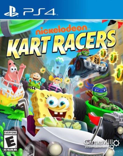 nickelodeon kart racers 4619117