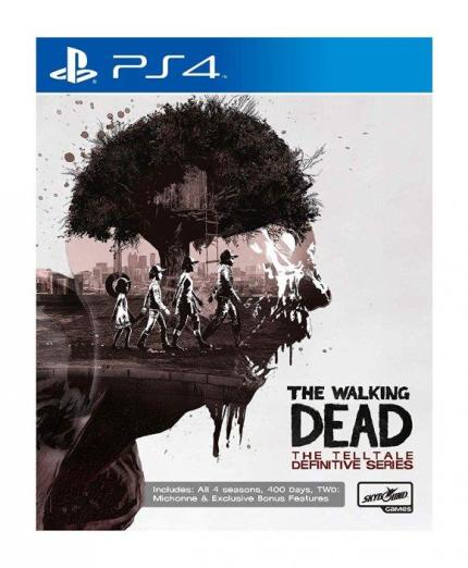 the walking dead the telltale definitive series 4971386