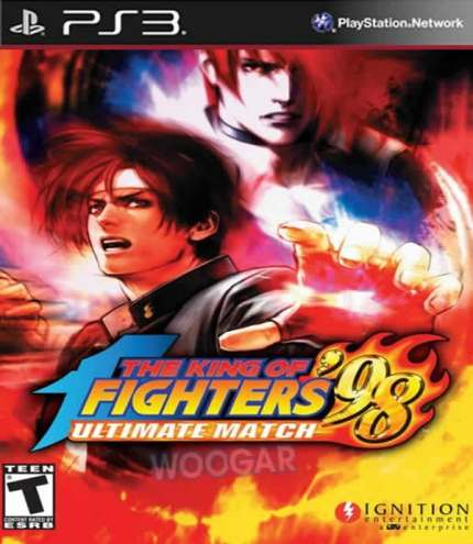The King Of Fighters 98 Ultimate Match