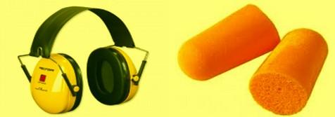 ЛПС - защита на слуха