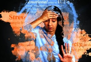 Стрес - поражения