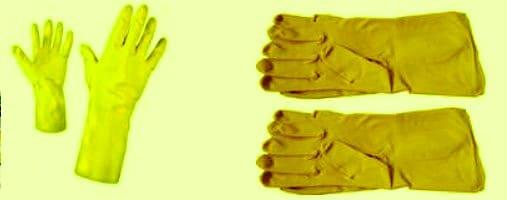 Ръкавици за химична защита