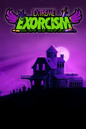 Extreme Exorcism game cover art