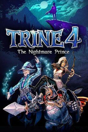 Trine 4 cover art