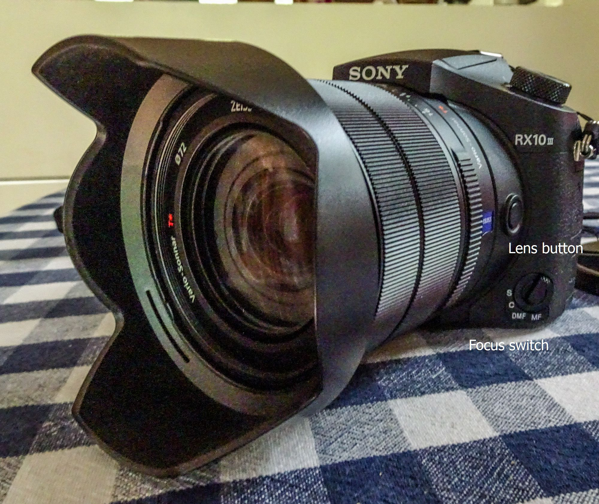 Sony RX10iii  Yes, but is it really a P&S superzoom? – Point & Shoot