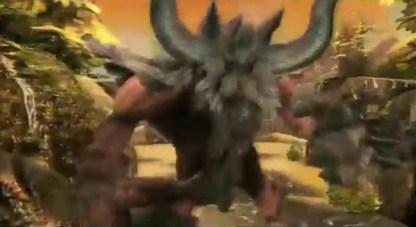 A blurry image of Ultimate Rockbear