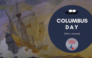 Columbus Day- parole sparse