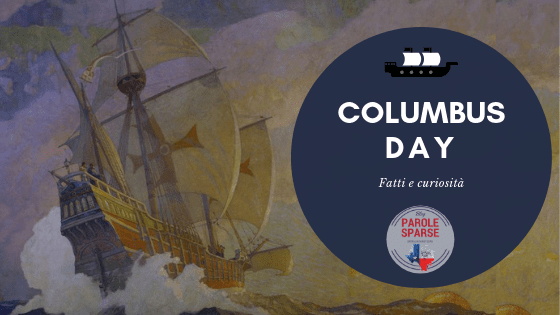 Columbus Day- parole sparse