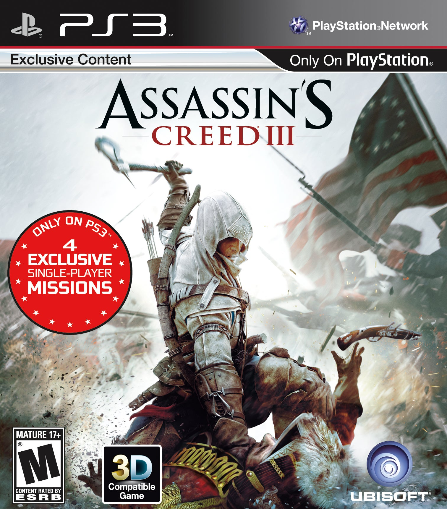 Assassins Creed III Review IGN