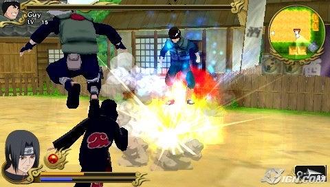 Naruto Shippuden: Legends: Akatsuki Rising Publicity Still