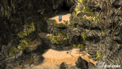 First Departure Screenshot