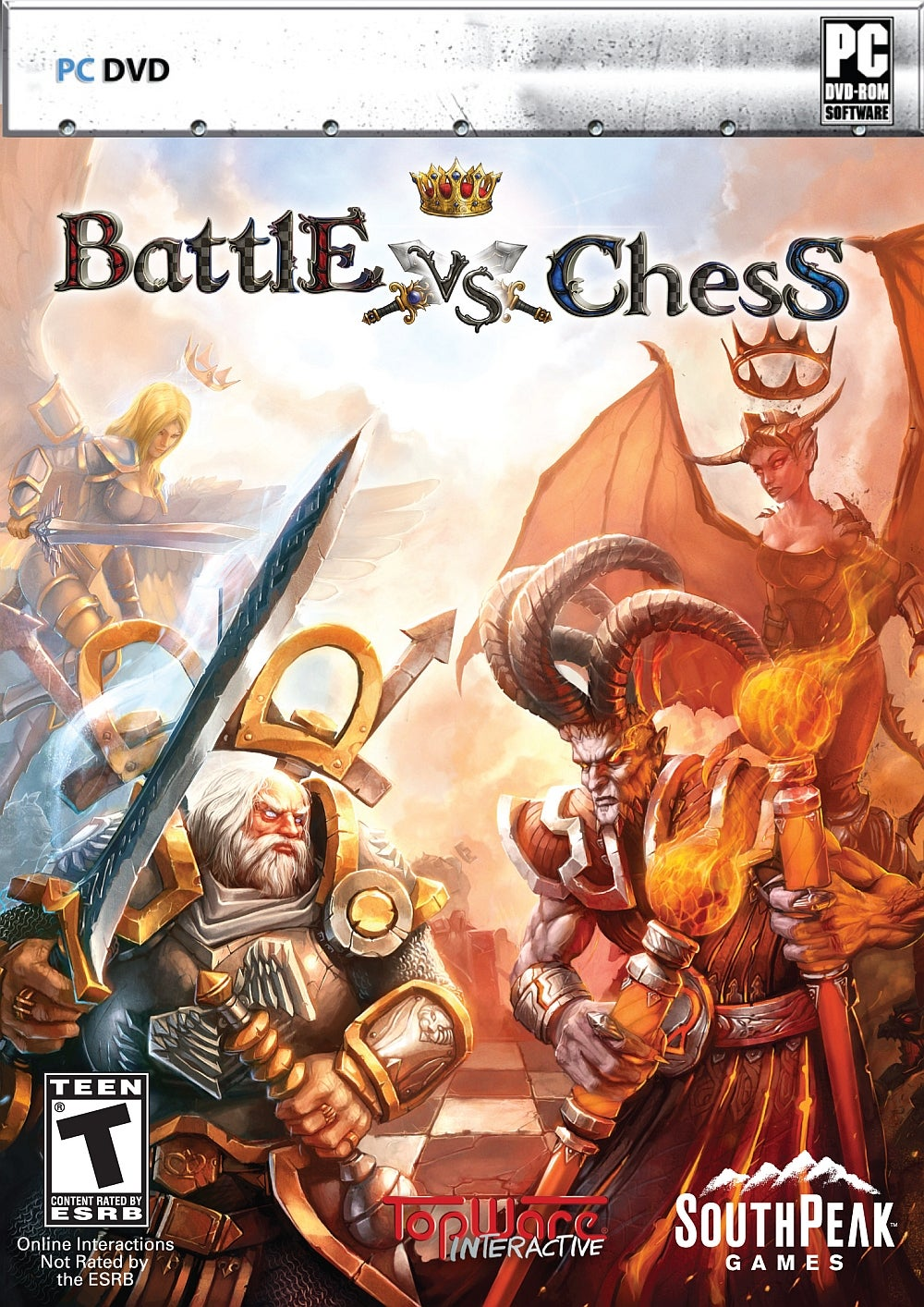 Battle VS Chess PC IGN