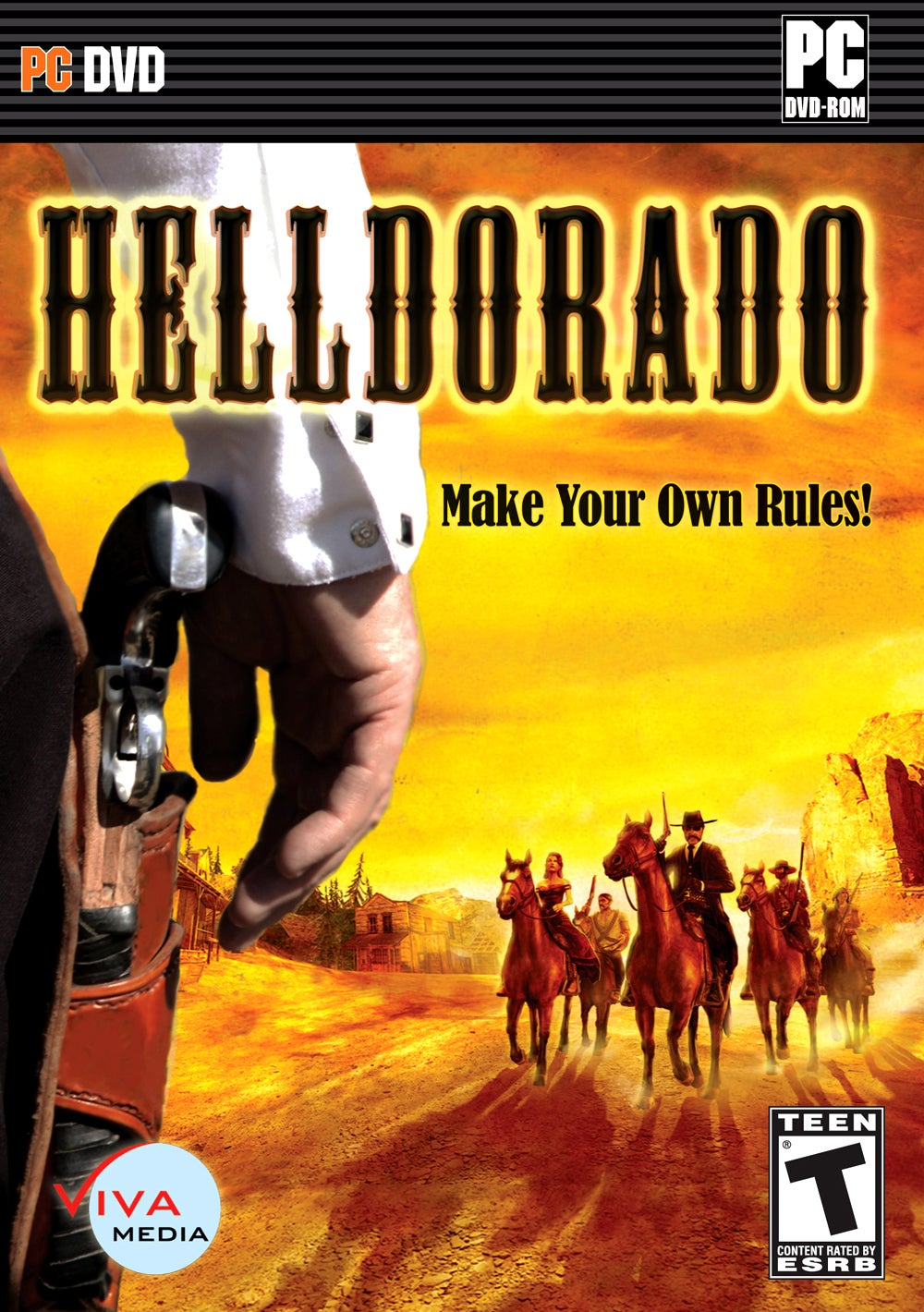 Helldorado Review IGN