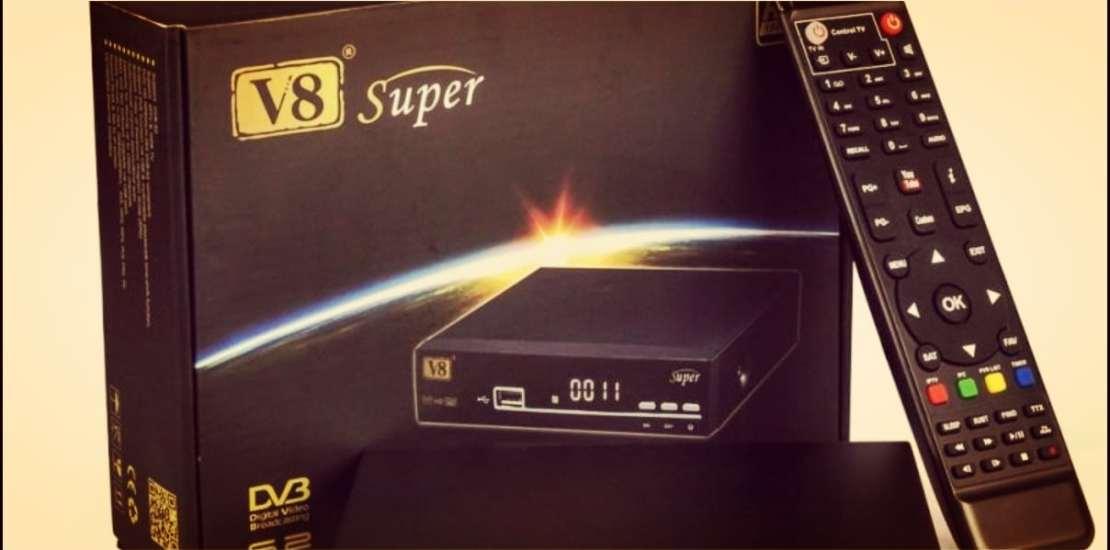 Firmware FreeSat V8 Super