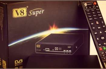Firmware FreeSat V8 Super