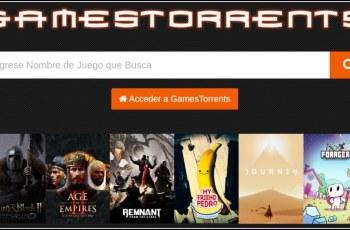 GamesTorrents no funciona
