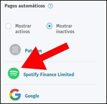 pagos automáticos PayPal