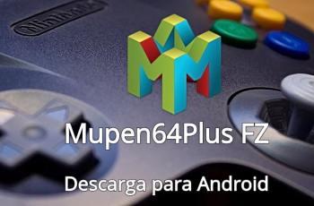 Mupen64Plus-FZ