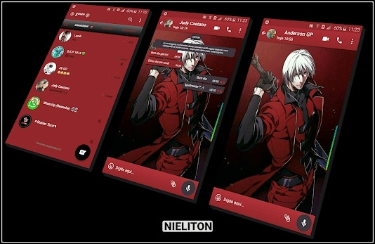 tema Devil May Cry