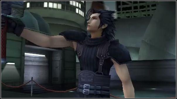 Crisis Core para PSP