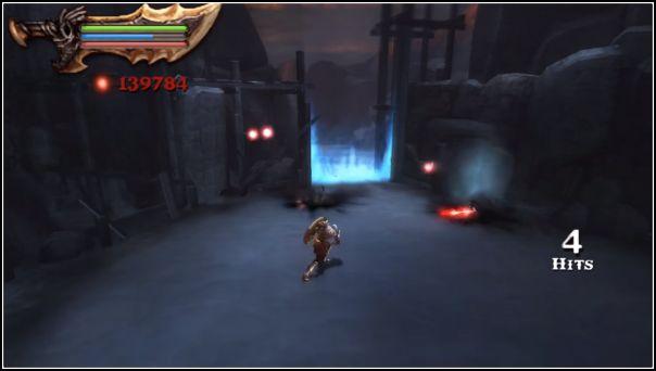God of War: Ghost of Sparta para PSP