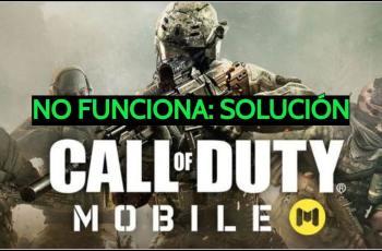 Call of Duty Mobile no funciona: todas las soluciones