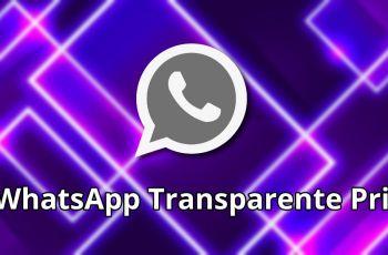 GBWhatsaApp Transparente Prime
