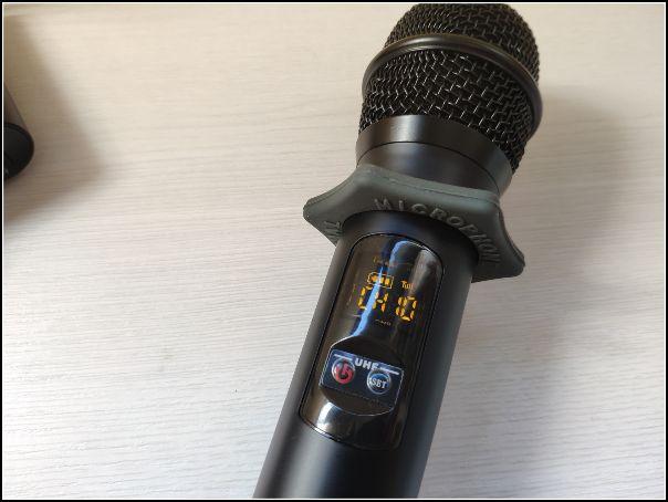 micrófono inalámbrico bluetooth Mbuynow
