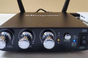 micrófono inalámbrico Mbuynow K38C