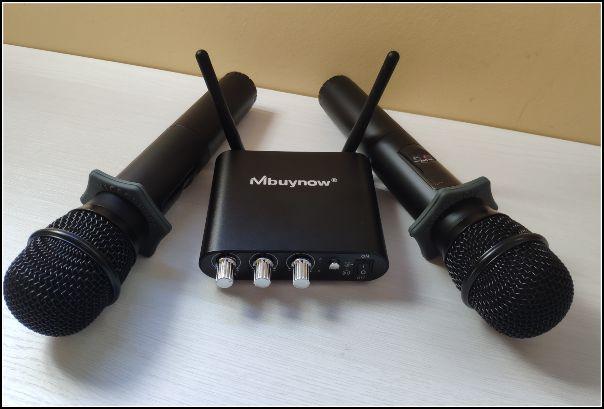 micrófonos inalámbricos MbuyNow