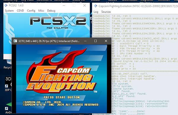 emular juego en PCSX2