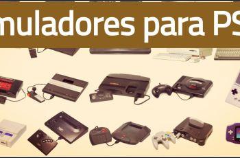 Emuladores para PSP