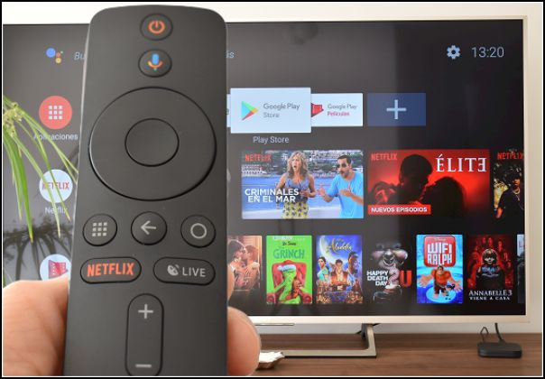 TV Box para TV
